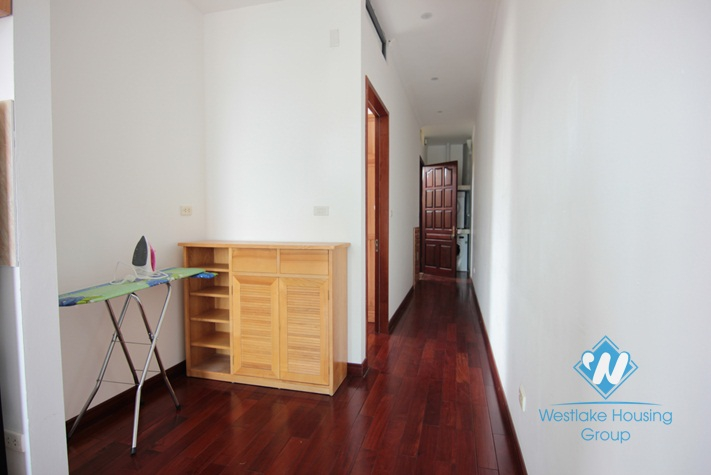 Nice brand new apartment for rent on To Ngoc Van, Tay Ho