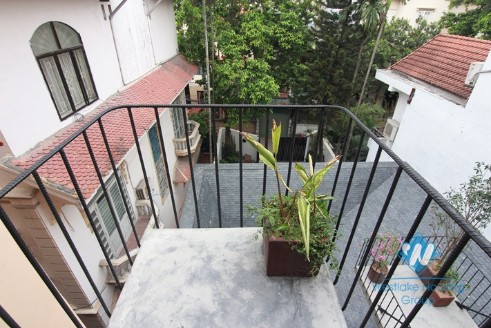 Artisan villa with unique design for rent on To Ngoc Van, Tay Ho