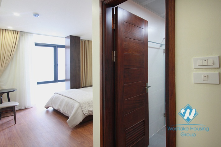 New & modern 2 bed apartment for rent on To Ngoc Van Tay Ho