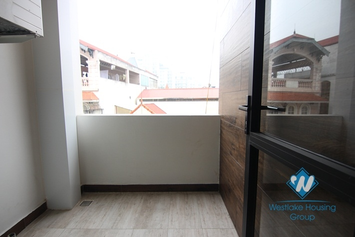 High quality modern apartment for rent on Dang Thai Mai Tay Ho Hanoi