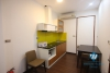 Clean and modern studio apartment for rent in Xuan Dieu st, Tay Ho district