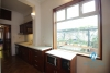 A nice apartment with nice view for rent in Truc Bach area, Ba Dinh district.