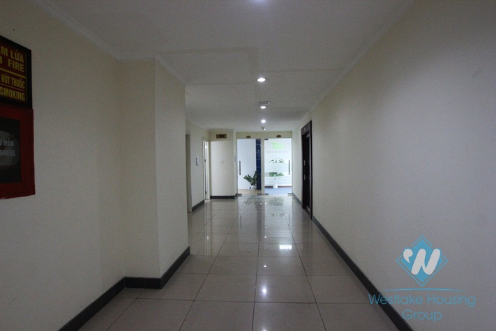Nice office for rent in Kim Ma Street, Hanoi