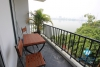 Modern lake view apartment for rent on Quang Khanh, Tay Ho, Hanoi