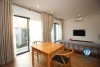 Super bright and modern apartment with balcony in the heart of Tay Ho