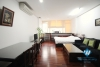 Nice studio for lease in Truc Bach area, Ba Dinh, Hanoi