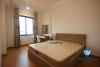 Lake view penthouse one bedroom for rent in Tay Ho, Hanoi
