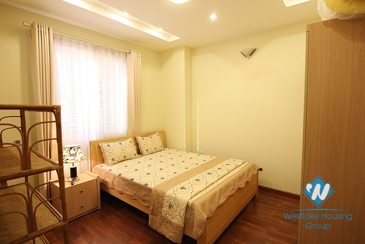 Two bedroom apartment for rent in Xuan Dieu, Tay Ho,Ha Noi