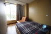Nice two bedrooms apartment for rent in Truc Bach area, Ba Dinh District.