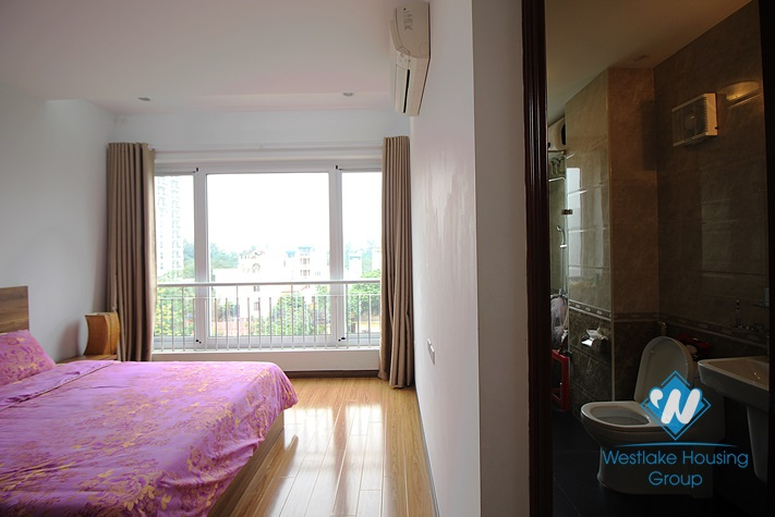 02 bedrooms with natural light apartment for lease in Dang Thai Mai street, Tay Ho, Hanoi