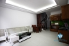 Nice house for rent in Tay Ho with spacious bedrooms and top terrace
