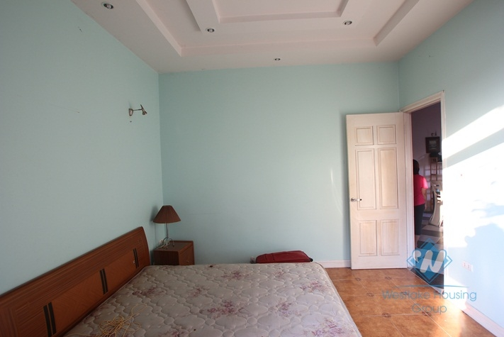 A rental apartment in To Ngoc Van St, Tay Ho District