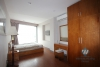 New two bedroom apartment for lease in Au Co street, Tay Ho, Hanoi
