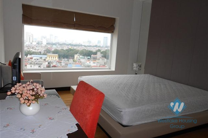 Modern apartment with great view for rent in Hoa Binh Green City, Hai Ba Trung, Hanoi