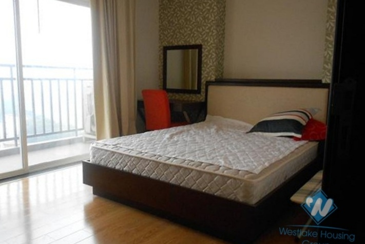 Nice and bright apartment for rent in Hoa Binh Green City, Hai Ba trung, Hanoi