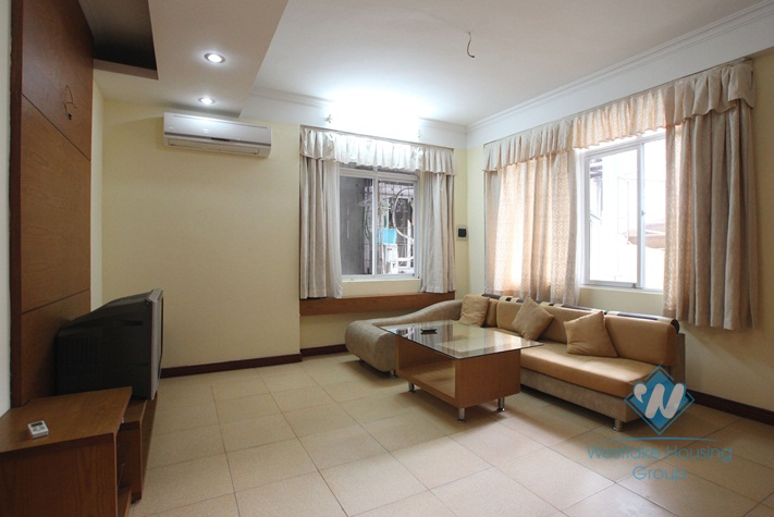 Nice 2 bedroom apartment for rent near Hoan Kiem lake, Hanoi