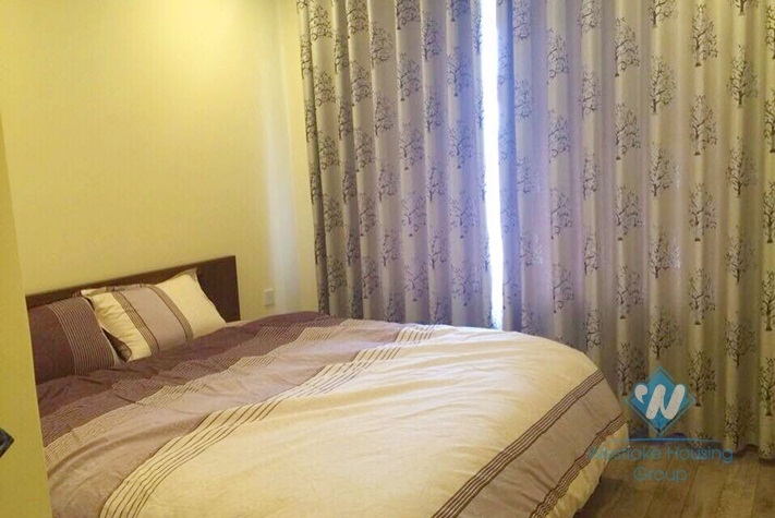 Affordable 3 bedroom apartment for rent in Hoa Binh Green tower, Hai Ba Trung