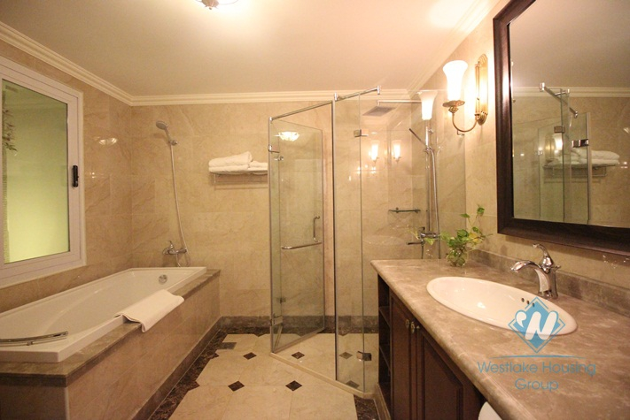 Luxurious serviced apartment for rent in Hai Ba Trung, Hanoi