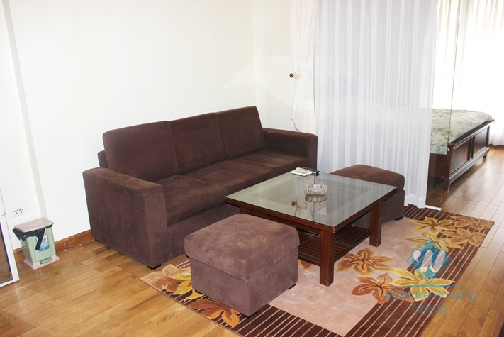 Cosy and nice apartment with 1 bedroom for lease in Hoan Kiem, District