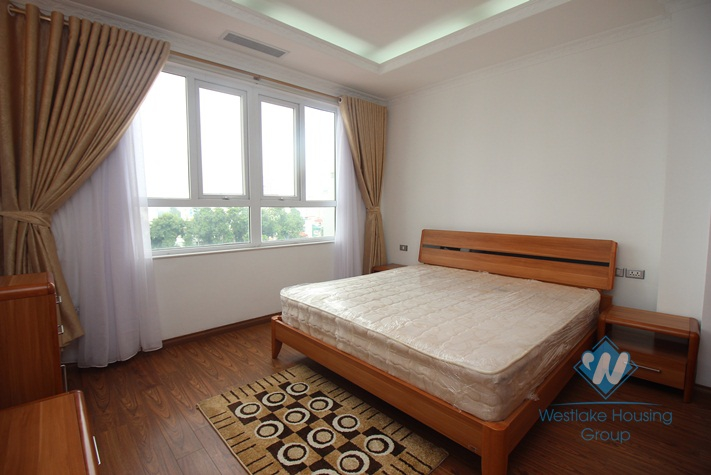 Deluxe 2 bedroom apartment for rent in central district of Hai Ba Trung, Hanoi