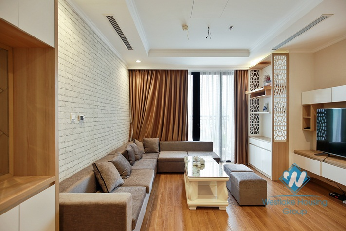 Modern & elegant apartment rental in Royal City Tower, Thanh Xuan, Hanoi