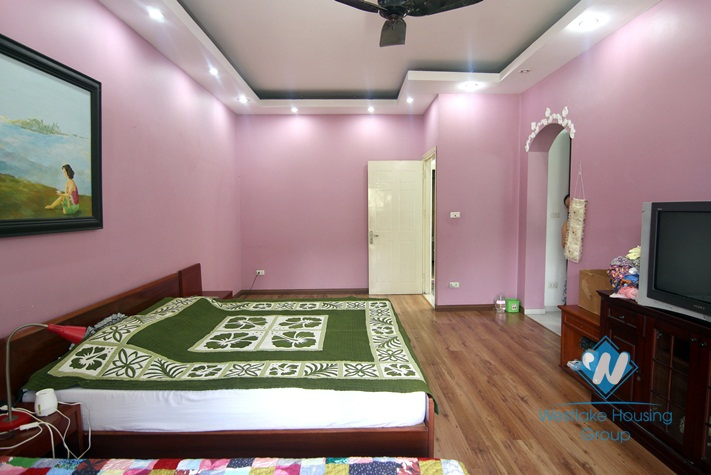 Lovely garden house in Tay Ho for rent - fully furnished