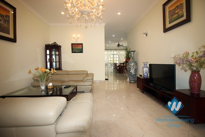 Spacious 4 bedrooms villa for rent in Ciputra