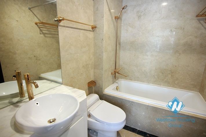 Two bedrooms apartment in beautiful campus in Hai Ba Trung