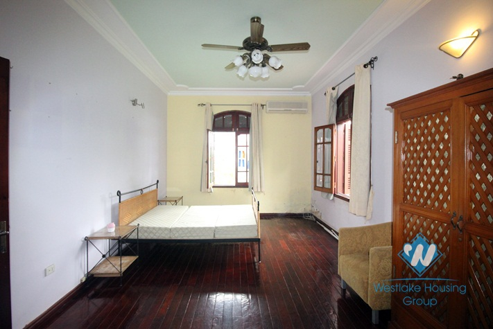 Spacious house for rent in Tay Ho district