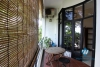 Lakeview balcony and quiet apartment for rent in Truc Bach, Ba Dinh