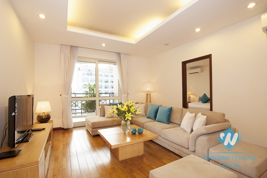 2 bedroom partment for rent in downtown center, Hai Ba Trung, hanoi