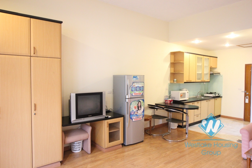 Serviced studio available for lease in Westlake area, Hanoi