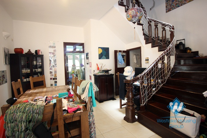 A beautiful house in To ngoc van for rent