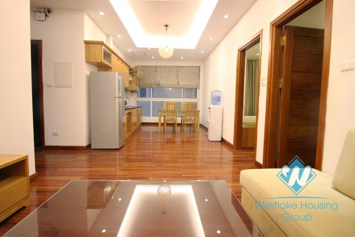 Modern 2 bedroom apartment for rent in Tay Ho