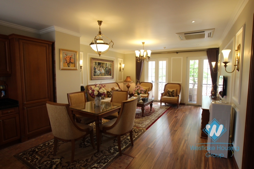 Luxury 2 bedroom apartment for rent in  Hai Ba Trung district