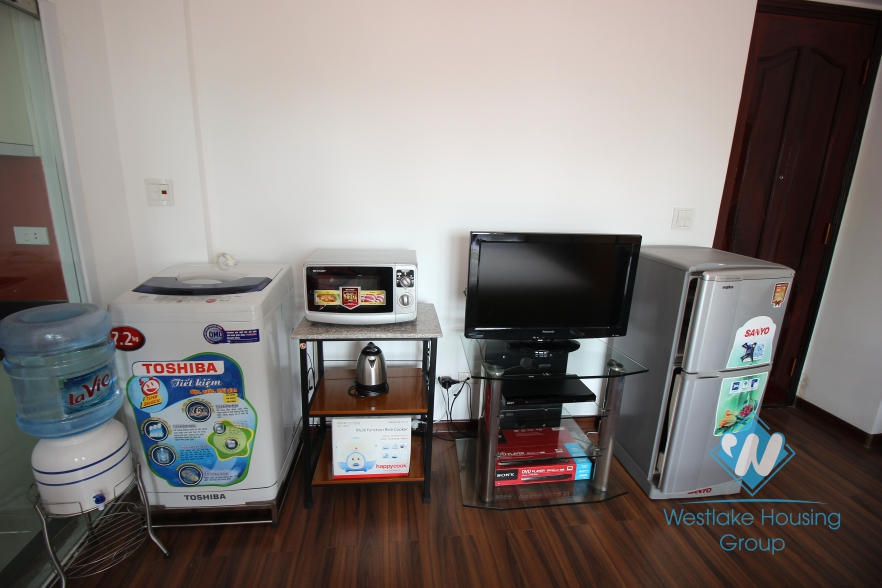 High quality studio apartment for rent in Hai Ba Trung District