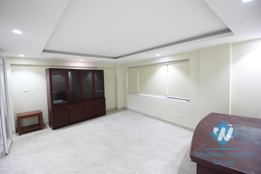 Brandnew and spacious office for rent in Tay Ho, Hanoi