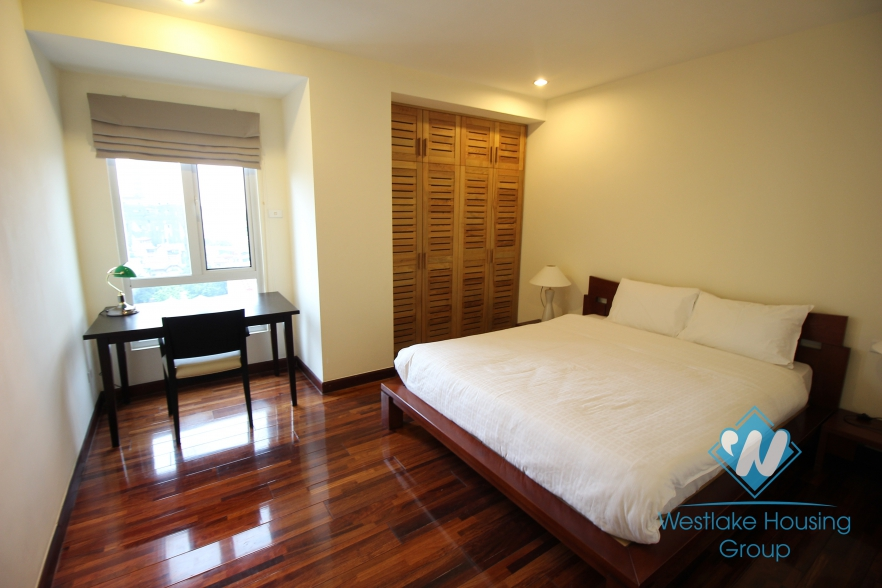 Two bedroom high quality serviced apartment for rent in the center of Hanoi city, Hoan Kiem, Vietnam