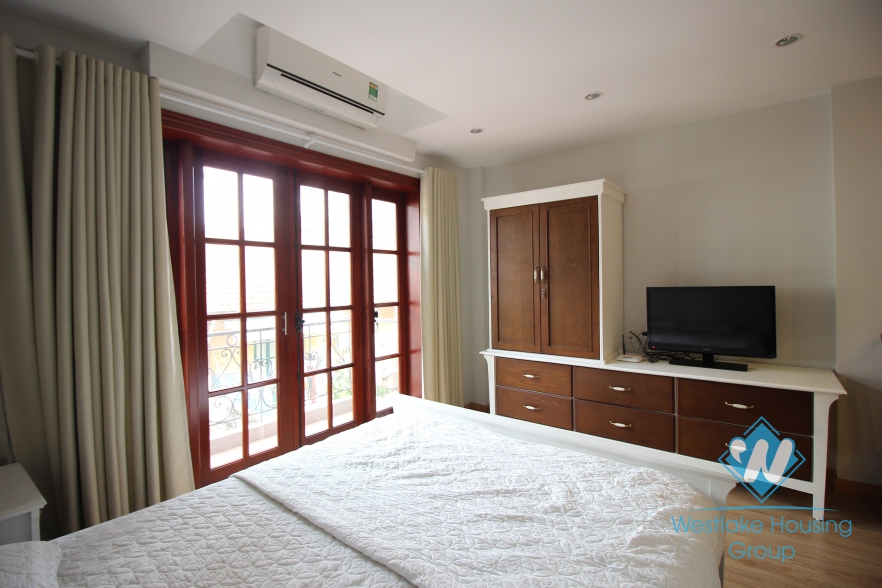 Available studio for rent in Hoan Kiem district, Ha Noi