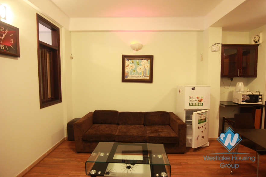 50sqm-One bedroom apartment for rent in Dong Da District
