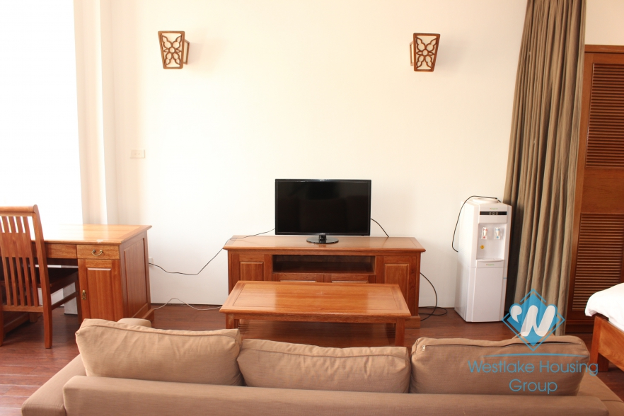 Nice studio for rent in Hoan Kiem District, Ha Noi