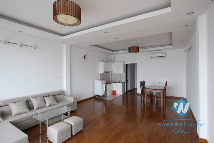Big one bedroom apartment for rent in Yen Phu Village