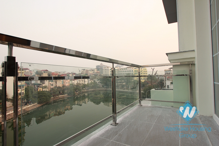 Brand new apartment with 02 bedrooms for rent in Tay Ho area, Ha Noi