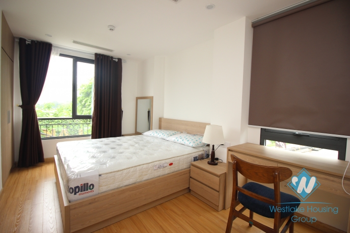 Amazing apartment with 2 lovely bedrooms  for rent in Dong Da District, Ha Noi