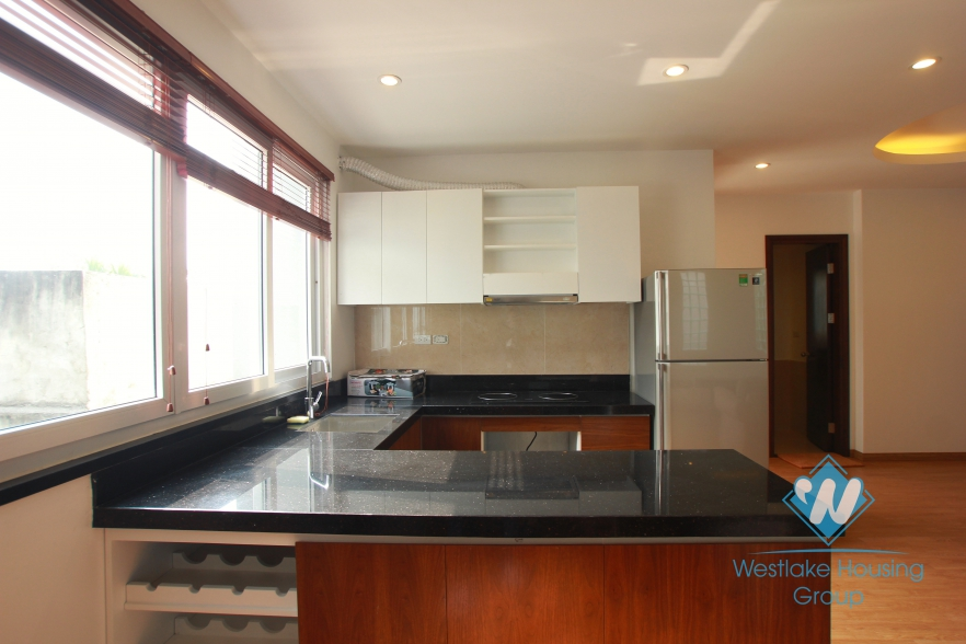 Brand new, high quality apartment for rent in West lake area, Hanoi