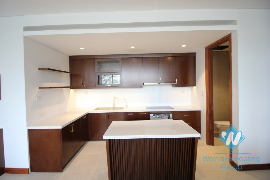 A brand new apartment with lake view for rent in Tay Ho, Ha Noi