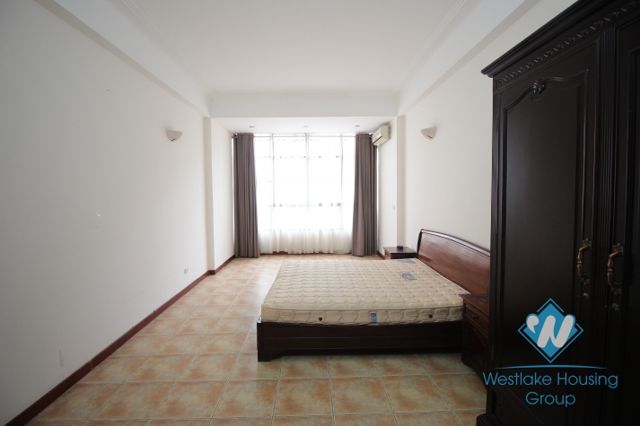 Three bedrooms house for rent in Hoan Kiem district, Ha Noi