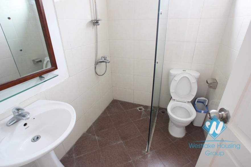 Nice 01 bedroom apartment for rent in Yen Phu Village, Tay Ho, Hanoi