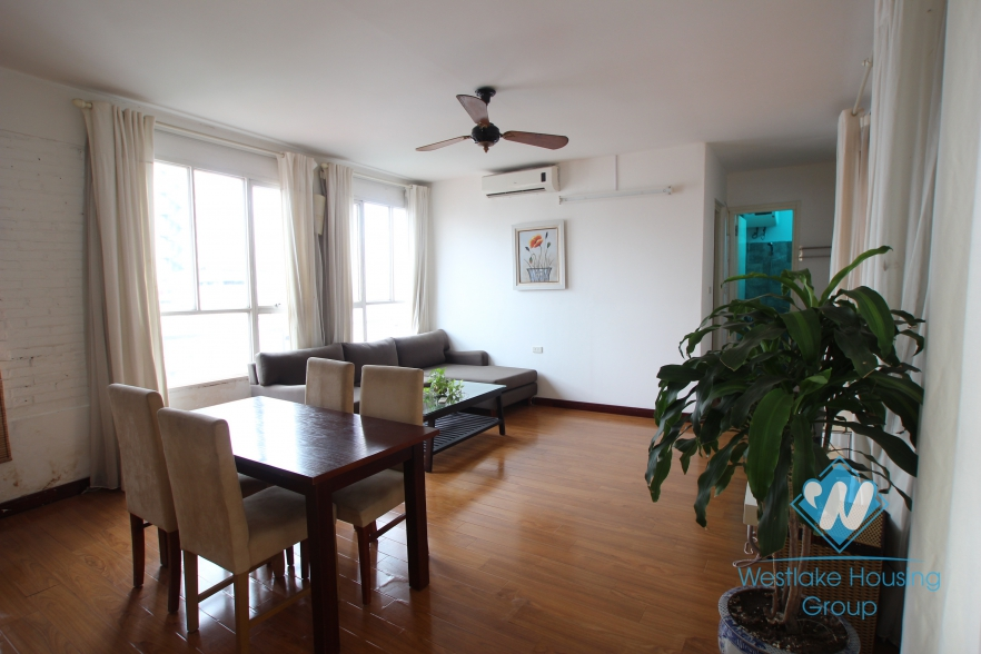 High quality apartment with 2 bedrooms for rent in Hai Ba Trung, Hanoi