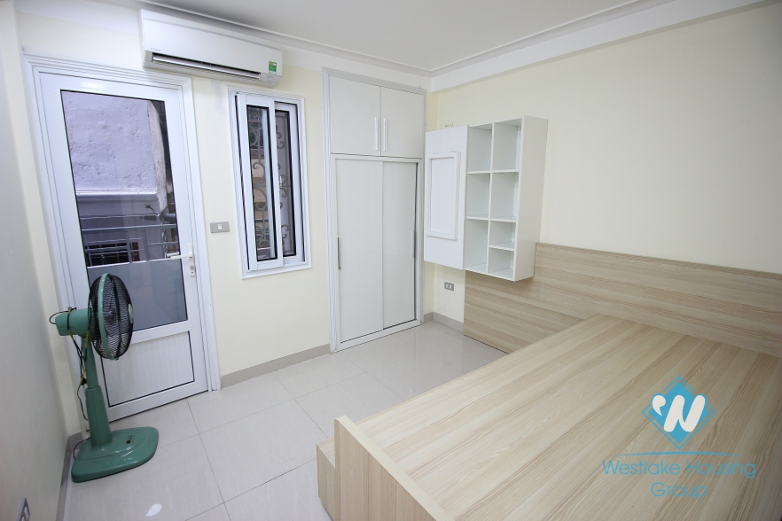A Cosy apartment for rent in Dong Da, Ha Noi